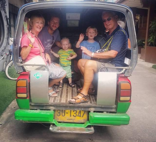 Chantaburi with kids