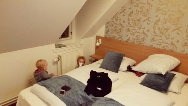 Copenhagen with kids in winter