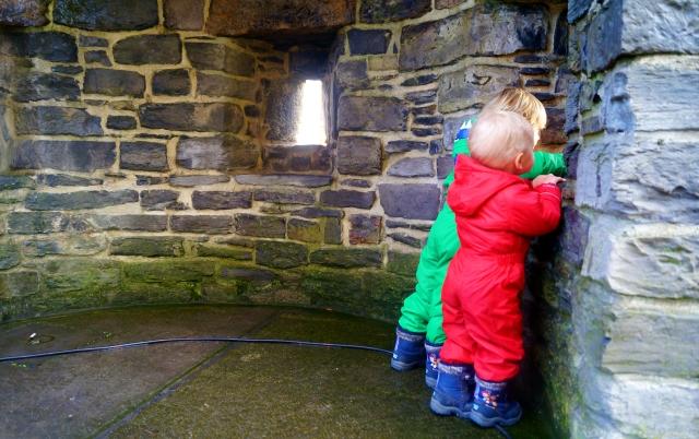 Ghent in winter with kids - Gravesteen