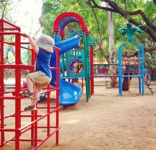 Defence Colony Children's Park