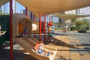 Playground by the Corniche