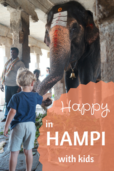 Hampi with kids