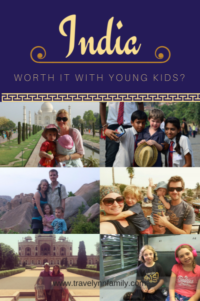 India with kids - is it worth it?
