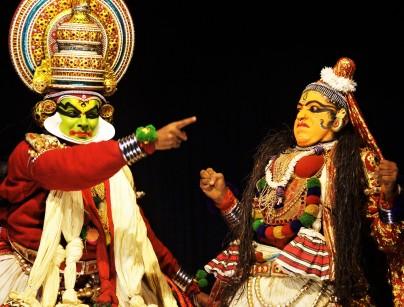 Kathakali_performance