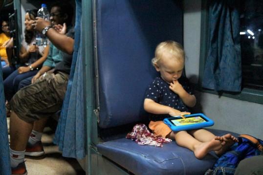Train to Kochi