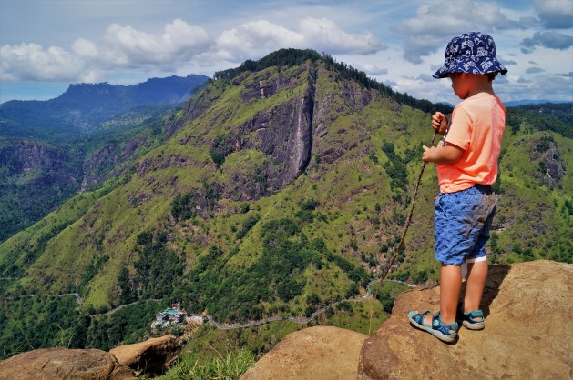 Little Adam's Peak, Ella, Sri Lanka