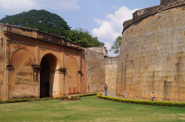 Bangalore Fort, Bangalore with kids
