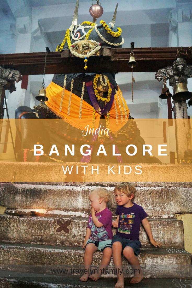 Bangalore with kids