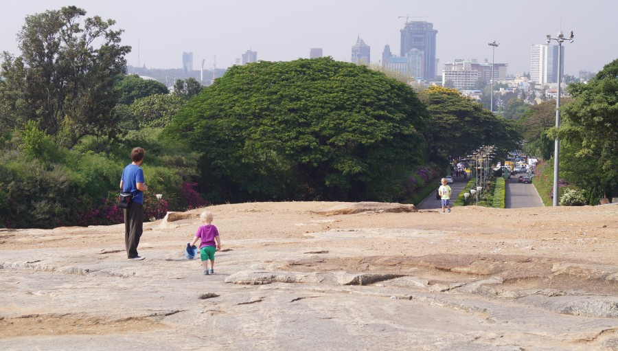 Travel Bangalore India with kids