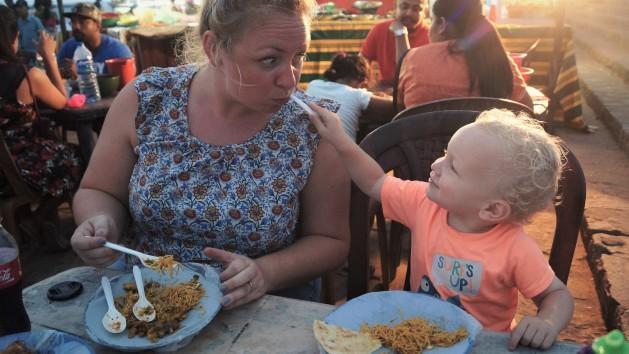 Food for kids in Sri Lanka