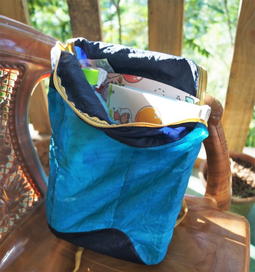 Travel Potty day bag
