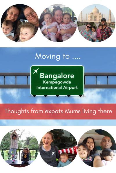 Moving to Bangalore advice