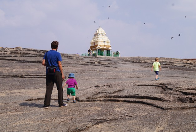 Lalbagh Bangalore with kids