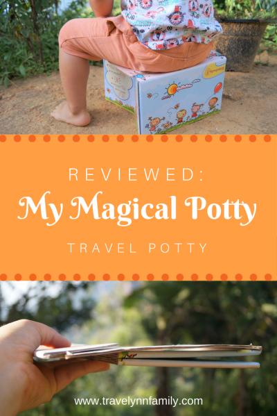 My Magical Potty pinterest