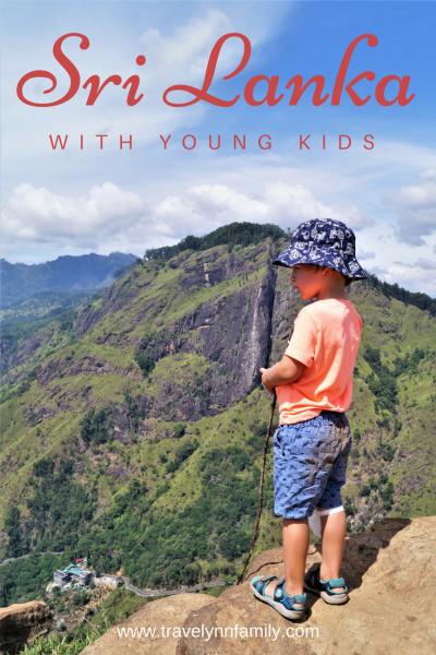 Sri Lanka with young kids