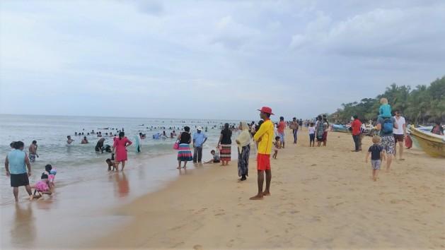 Arugam Bay with kids - Elephant Road