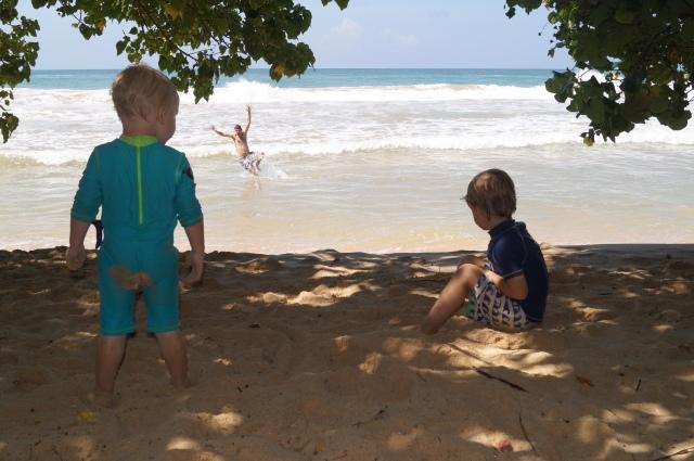 Sri Lanka Itinerary with kids - Mirissa