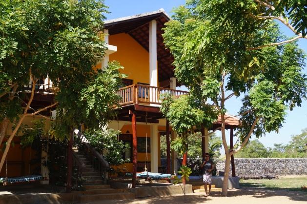 Elephant Road Resort, Arugam Bay with kids