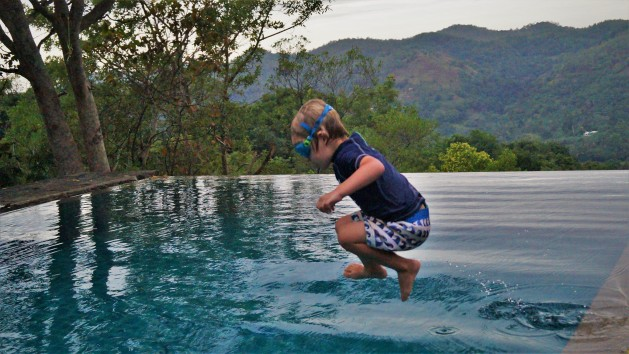 Living Heritage Koslanda - infinity pool