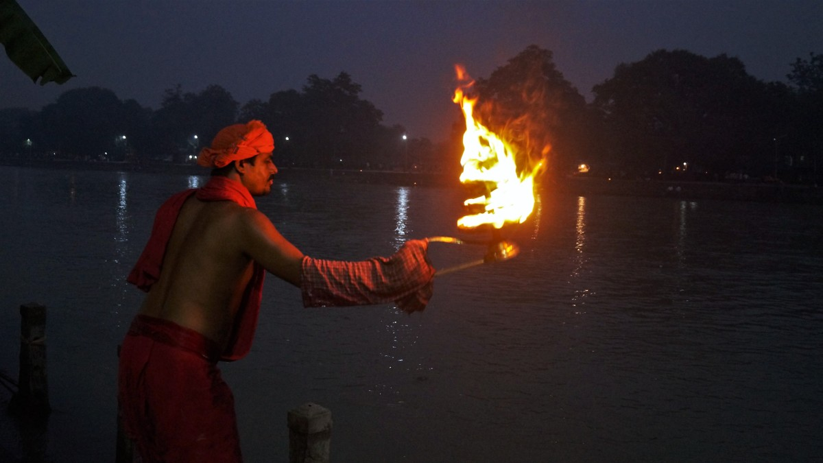 North India itinerary with kids - Haridwar