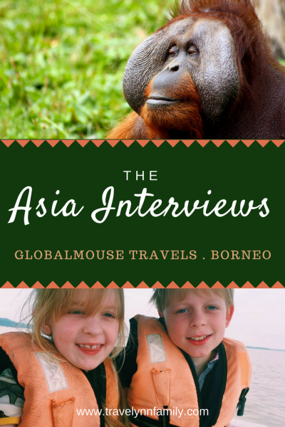 Borneo with kids - pinterest