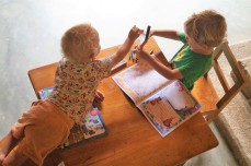 Living Heritage Koslanda, Kids Table