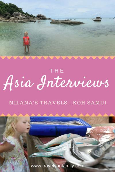 Koh Samui with kids - pinterest