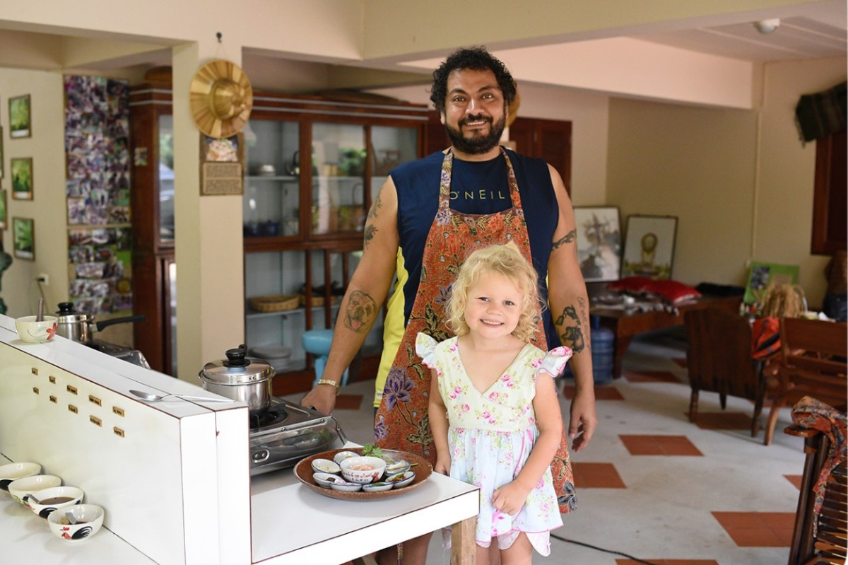 Koh Samui with kids - Cooking Class