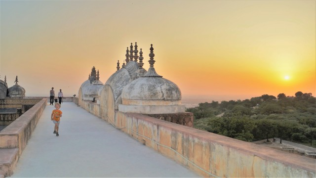 Northern India itinerary with kids - Jaipur