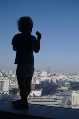 Doha stopover with kids - Saraya Corniche