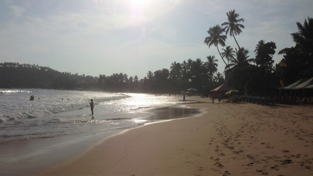 Best family beaches in Sri Lanka - Mirissa
