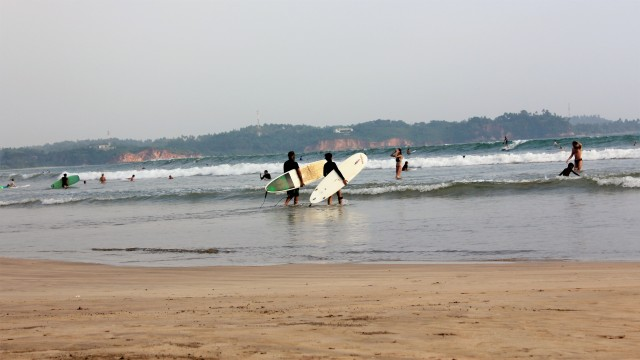 Best family beaches in Sri Lanka - Weligama