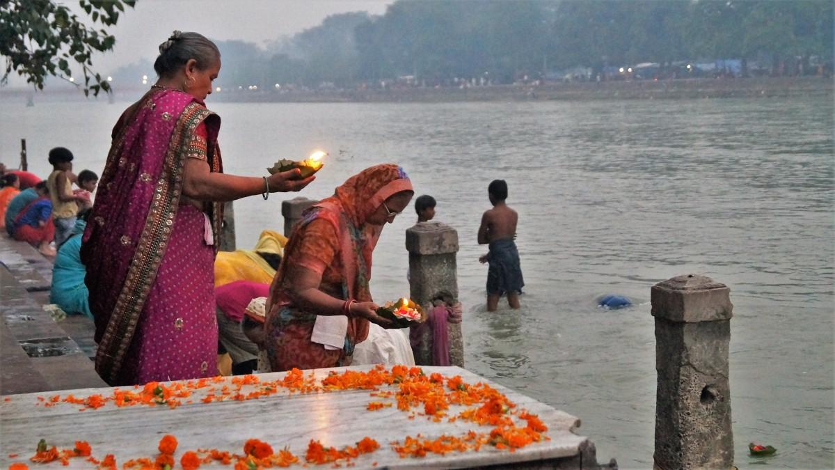 Haridwar with kids