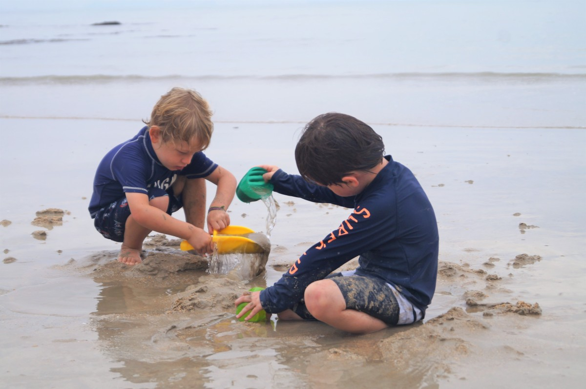 Ko Lanta with kids - Klong Dao Beach