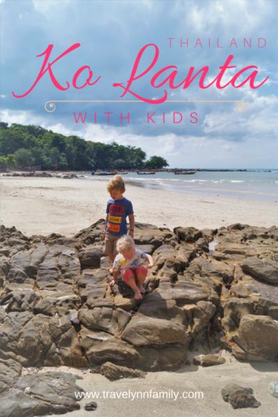 Ko Lanta with kids